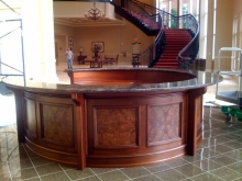 Granite Reception Desk